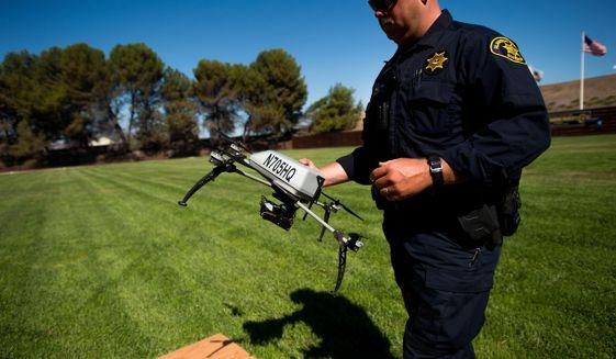 Photo of Federálové a policie vyvíjí Anti-Dronovou technologii