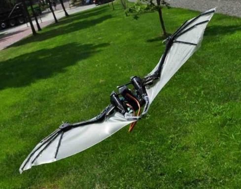Photo of Dokonale tichý dron netopýr – aneb nový špeh armády!