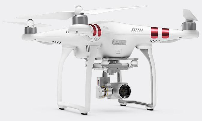 Photo of DJI Phantom 3 Standard – Recenze