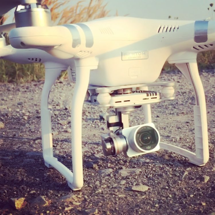Photo of FOTO DNE: DJI Phantom 3