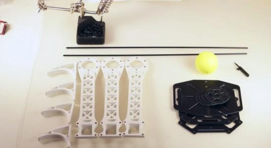 Photo of Stavba dronu (část 1) – Budování rámu