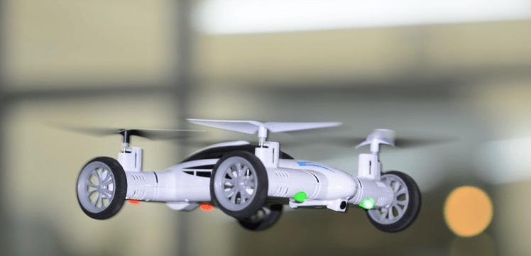 Photo of Hybridní dron SongYang X25 – Recenze