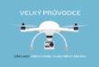 VELKÝ PRŮVODCE: Základy pro stavbu dronu!